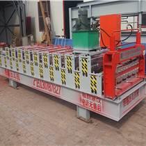 浩鑫壓瓦機專業供應200型卷簾門設備