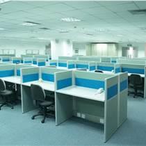 重慶春旺隔斷辦公桌電腦桌組合辦公桌書柜展柜歌樂山辦公