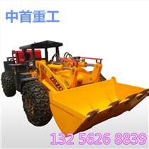 矿用卧式铲车巷道装载机高底盘动力足1.7米高DAN