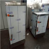 供應廠家直銷博遠BY-A 10盤單門不銹鋼大盤子蒸箱價格 多功能蒸飯柜圖片
