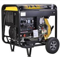 200A柴油发电焊机参数性能