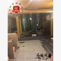上海洗浴場所專業泡澡陶瓷泡湯缸