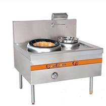商用燃气炒炉厂家  连锁餐饮厨房设备采购 节能单炒炉批发