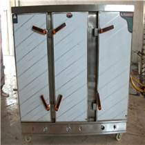 專業定制衡陽雙門30盤BY不銹鋼蒸飯車 博遠防干燒蒸飯柜廠家直銷