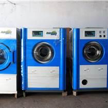.涞源转让两台二手100公斤水洗机双棍烫平机