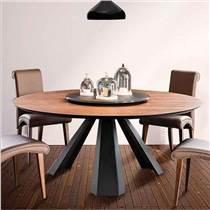 快餐桌咖啡厅奶茶店茶餐厅桌子定做实木餐桌