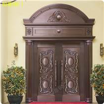 別墅進戶銅門,銅門供應,別墅銅門加工