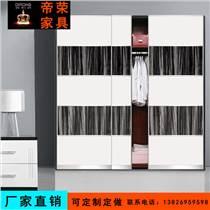 """帝榮""""玉蘭""""衣柜移門的解說"""