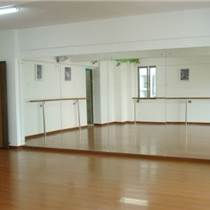 天津舞蹈鏡子安裝高清鍍銀鏡子