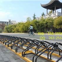 共享單車亂停放解決方案安裝自行車停車架