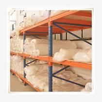 服裝行業橫梁式倉儲貨架供應商,牧隆包設計