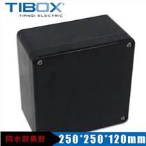 TIBOX 接線盒批發250250120mm 聚酯盒 端子盒