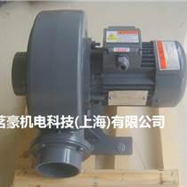 現貨直銷臺灣全風PF-75直葉式鼓風機0.2KW中壓鼓風機