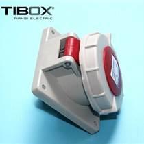 TIBOX IP67 16A 4芯 防水防塵工業插頭插座連接器
