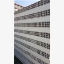 河北鼎力供應新型PVC柵格式塑料管九孔柵格管白色方管
