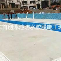寧夏泳池膠膜PVC膠膜價格