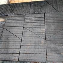 恒创 6+6 双金属复合耐磨钢板 双金属堆焊耐磨板