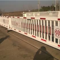河北石家莊供應鐵路道口欄門