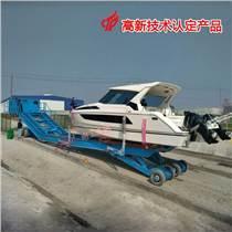 佛山游艇拖車廠家,60噸重型游艇拖車