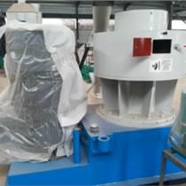 立式环模颗粒机560型90kw生物质燃料制粒机秸秆木屑颗