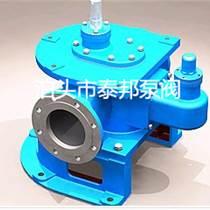 {泊泰邦}LYB5-0.6LY/TYB10可調壓式渣油泵