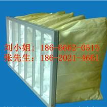 厂家供应深圳玻纤袋式空气过滤器