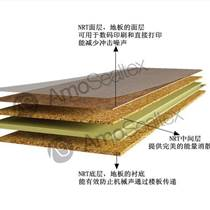 復合地板用軟木料 防水減震軟木墊用于地板
