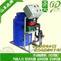青島施肥機安裝 寶山蘋果種植水肥一體機手動半自動果樹施肥器械