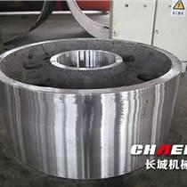 国内知名回转窑托轮生产厂家 长城机械配件厂家