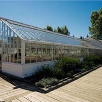 承接双鸭山温室大棚育苗室生态餐厅