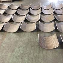四川16+8雙金屬堆焊耐磨鋼板16+6復合堆焊耐磨板