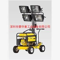 威克鐵路照明燈車ML225搶險照明升降燈塔