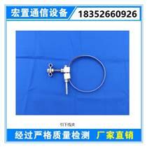 廠家直銷預絞絲光纜金具引下線夾 OPGW光纜引下線夾引下夾具