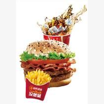 喂小堡加盟美式快餐店