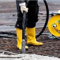 威克IREN系列振動棒高頻插入式混凝土震實機械