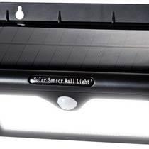 厂家直销亚马逊爆款46LED太阳能人体红外感应壁灯