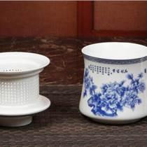 珠海會議禮品茶杯,商務贈品定制,珠海骨瓷泡茶水杯