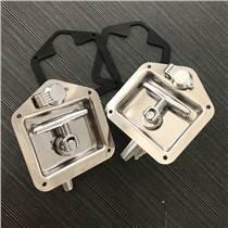 友航SD124系列不銹鋼T型面板柜鎖平面折疊轉舌鎖