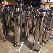 法兰多袋式304不锈钢过滤器厂家直销