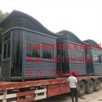 上海功溪鋼結構崗亭廠家 保安崗亭