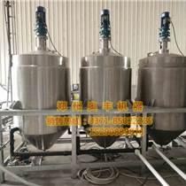 中小型棕榈油精炼油设备 大豆油花生油食用油脂精炼设备