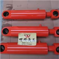 明碩液壓機具廠促銷非標液壓缸拉桿液壓油缸工程小型液壓千斤頂
