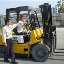 上海浦东叉车培训,叉车司机培训班