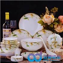景德镇高档陶瓷餐具 手绘餐具