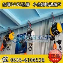 DU-250A小金刚电动葫芦,迷你小型, DUKE品牌 ?