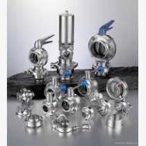 洁净管道安装、卫生级管配件、离心泵、过滤器、洁净阀门
