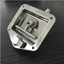 友航供應SD124-1S不銹鋼汽車工具箱T型拉手面板鎖