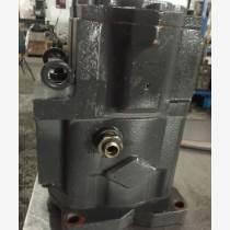 上海維修泵車川崎K5V200SH104R-5P19-1液壓泵