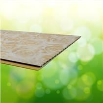 廠家竹纖維集成墻面板 快裝護墻板吊頂生態木環保裝飾板