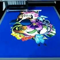 t恤打印机 衣服布料平板打印机 把手机照片图案印t恤上的万能打印机